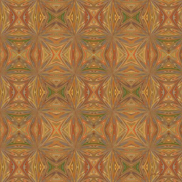 Digital Art - Cozy Pattern by Judi Suni Hall