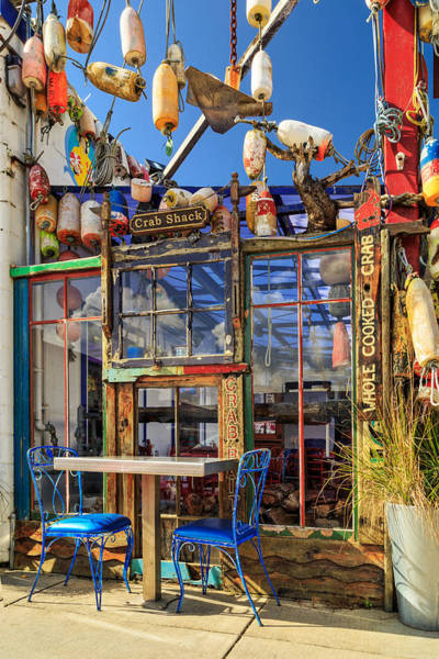 Photograph - Crab Shack by James Eddy