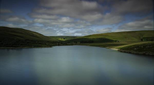 Moorland Photograph - Craig Goch Reservoir by Nigel Jones