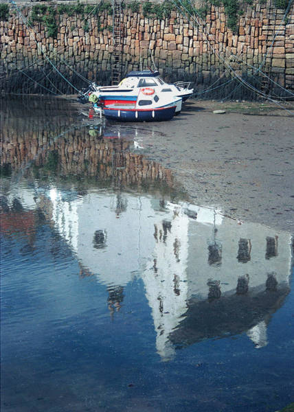 Photograph - Crail Reflection I by Kenneth Campbell