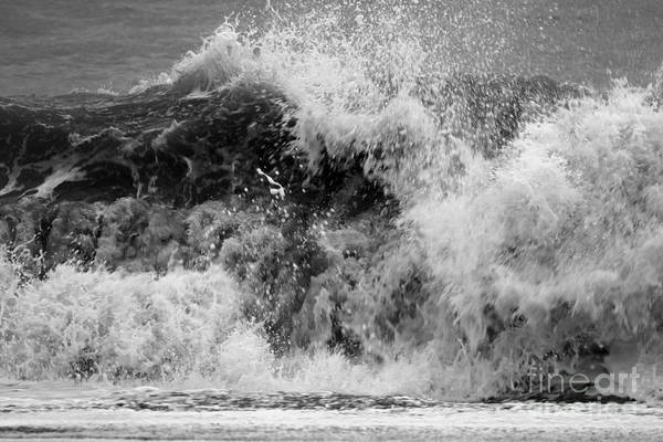 Photograph - Crashing At Cannon Beach by Adam Jewell