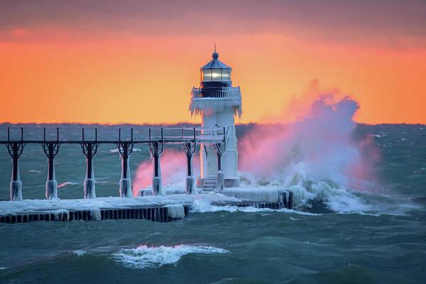 Wall Art - Photograph - Crashing Wave  by Jackie Novak
