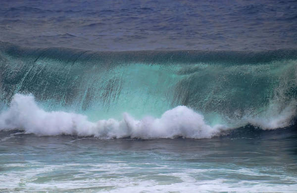Photograph - Crashing Wave by Pamela Walton