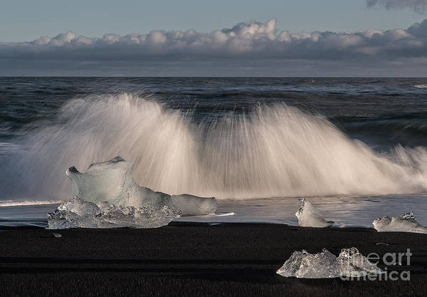 Photograph - Crashing Waves by Patti Schulze