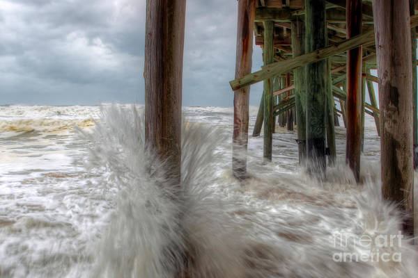 Wall Art - Photograph - Crashing Waves by Rick Mann