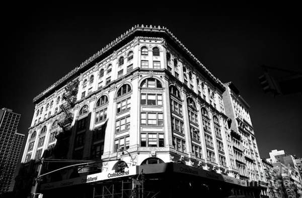 Photograph - Crate And Barrel In The City by John Rizzuto