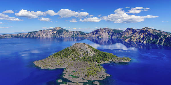 Wall Art - Photograph - Crater Lake National Park by Doug Andrews
