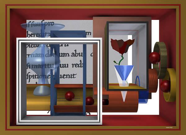 Digital Art - Creative Words by Alberto  RuiZ