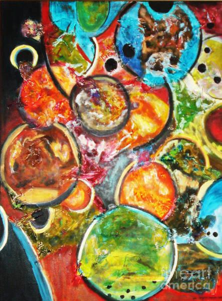 Painting - Creative by Yael VanGruber