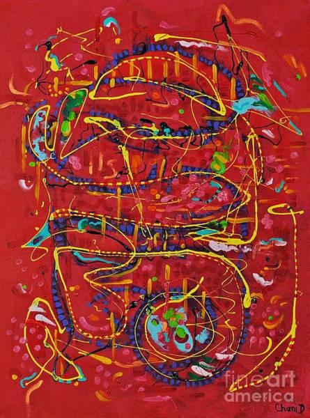 Painting - Creativity by Chani Demuijlder