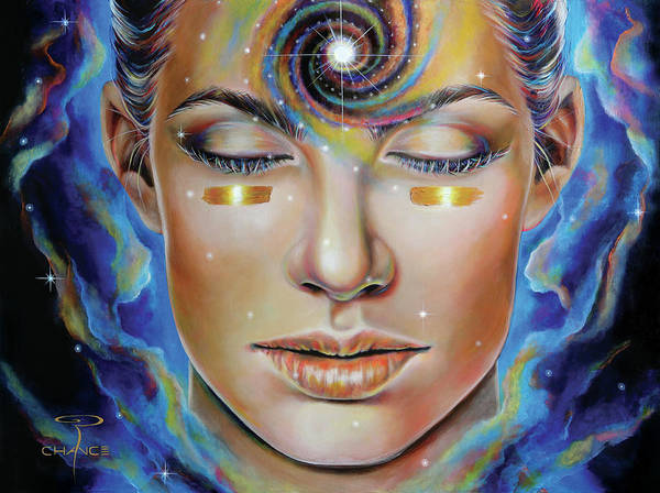 Painting - Creatrix by Robyn Chance