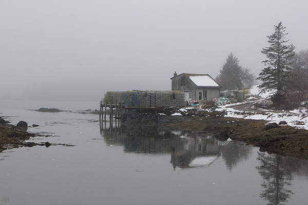 Photograph - Creeds Cove by John Meader