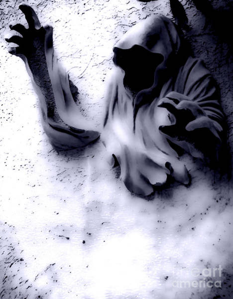 The Harbinger Photograph - Creeping Death by James Aiken