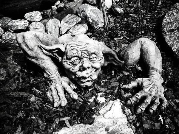 Dread Photograph - Creepy ... by Juergen Weiss
