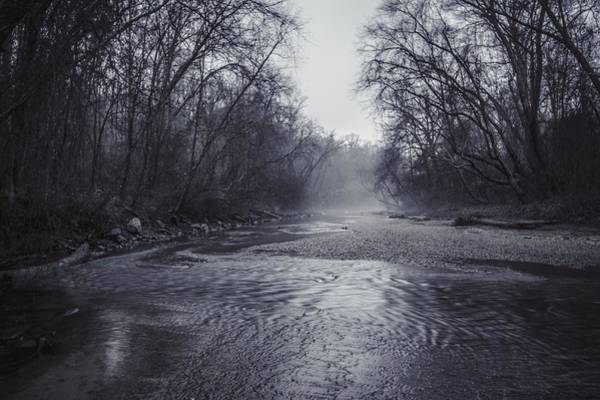 Photograph - Creepy by Mike Dunn