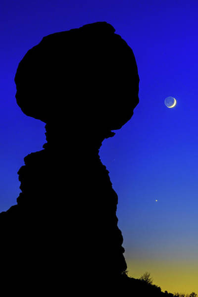 Plateau Wall Art - Photograph - Crescent by Chad Dutson