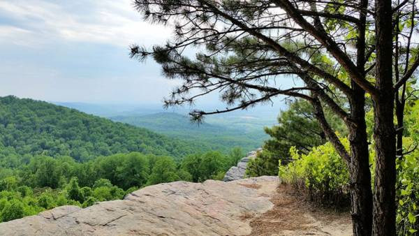 Photograph - Crescent Rock Overlook by Kevin Carbone
