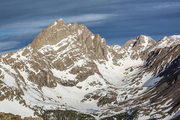 Westcliffe Photograph - Crestone View by Aaron Spong
