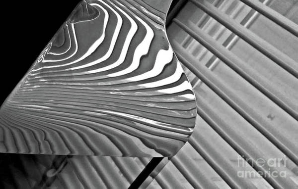 Photograph - Crisp Chrome by Jilian Cramb - AMothersFineArt