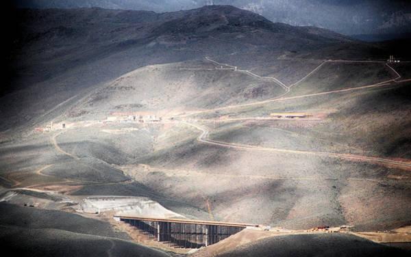 Photograph - Criss Cross by AJ Schibig