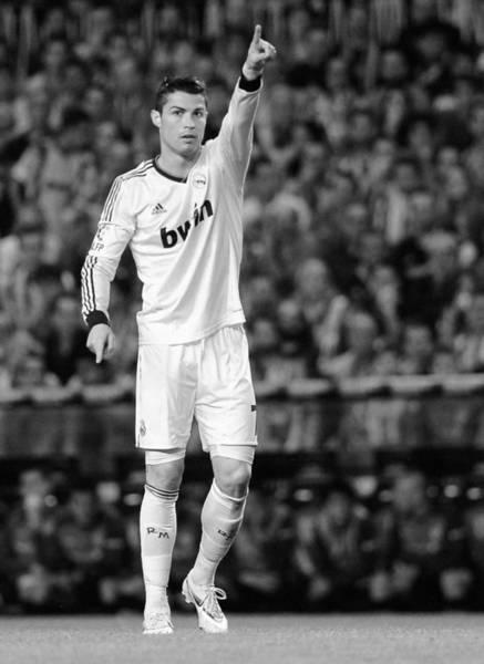 Cristiano Ronaldo Wall Art - Photograph - Cristiano Ronaldo 36 by Rafa Rivas