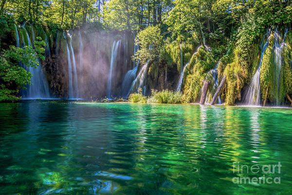Photograph - Croatia Fairy Tales by Hannes Cmarits