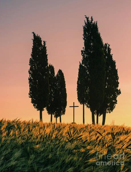 Croce Di Prata - Tuscany Art Print