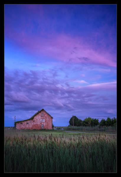 Wall Art - Photograph - Crocheron Skies by Robert Fawcett