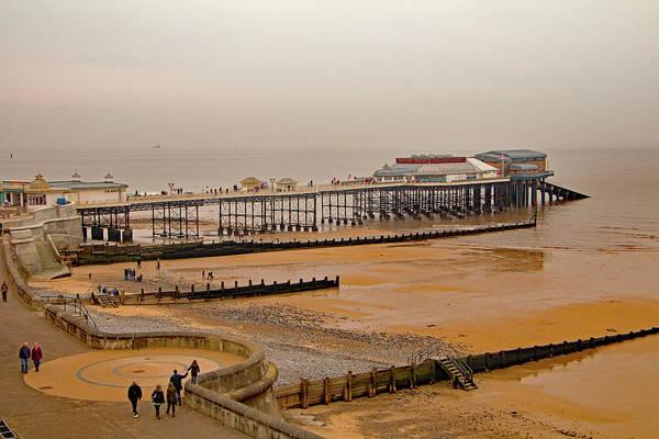 Photograph - Cromer Pier by Tony Murtagh