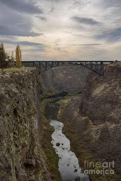 Crooked River Photograph - Crooked River by Idaho Scenic Images Linda Lantzy