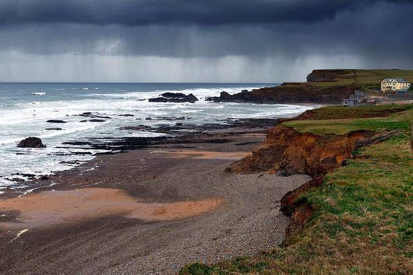 Photograph - Crooklets Beach Bude Cornwall by Scenes of Cornwall
