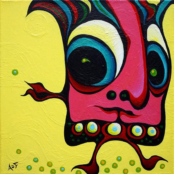 Painting - Crop Dustin by Amy Ferrari