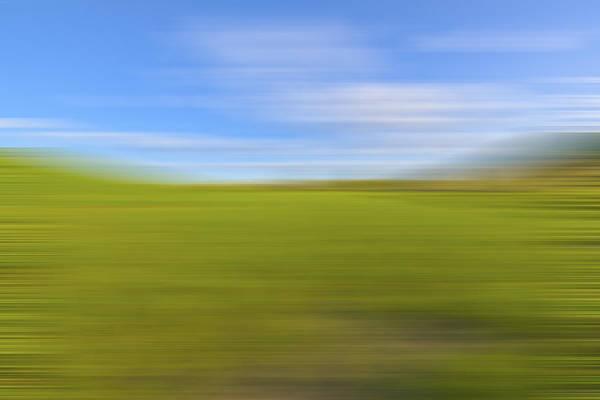 Digital Art - Crops X by Jon Glaser