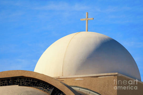 Photograph - Cross And Dome #2 by Richard Smith