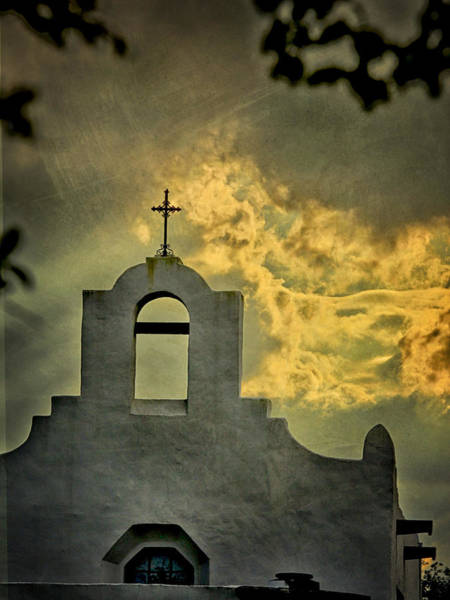 Photograph - Cross In The Clouds by Charles McKelroy