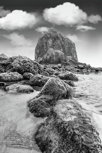 Photograph - Cross Of Cannon Beach by Scott Campbell