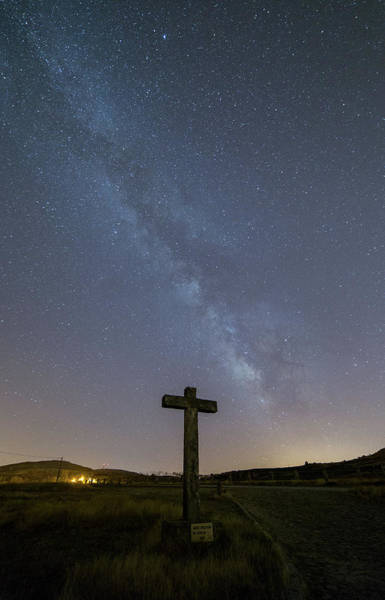 Photograph - Cross Over To The Milky Way by Bruno Rosa