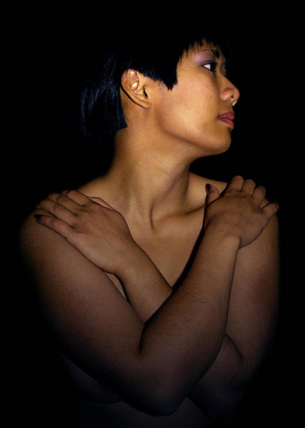 Photograph - Crossed Arms by David Kleinsasser