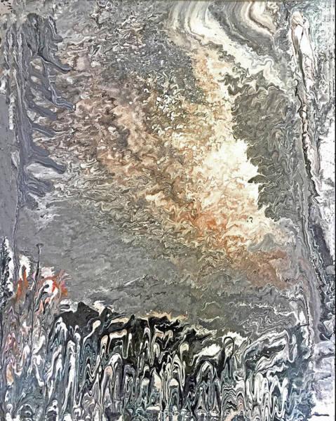 Wall Art - Painting - Crossing Jordan by Nancy TeWinkel Lauren