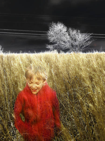 Anticipation Digital Art - Crossing Over by Melissa D Johnston