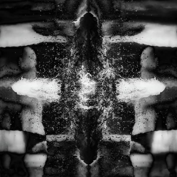 Voyage Digital Art - Crossmos by Wim Lanclus