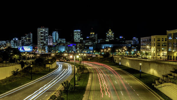 Photograph - Crosstown Traffic by Randy Scherkenbach