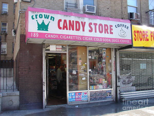 Photograph - Crown Candy Store  by Cole Thompson