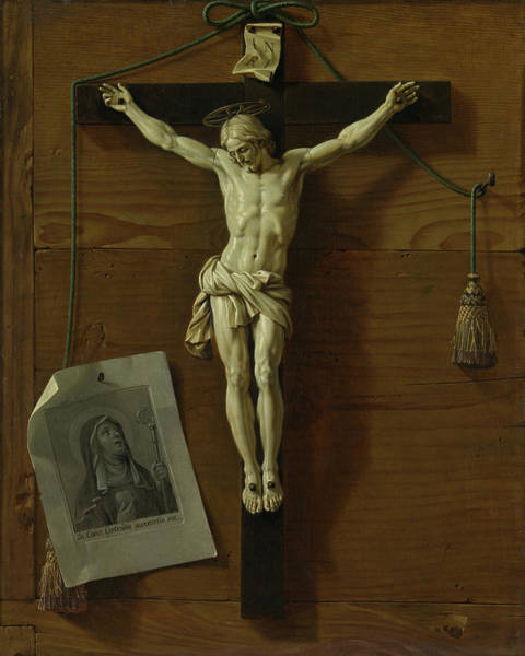Old Masters Wall Art - Painting - Crucifixion by Old Master