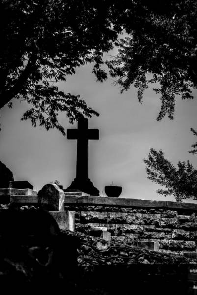 Photograph - Crucis by James L Bartlett