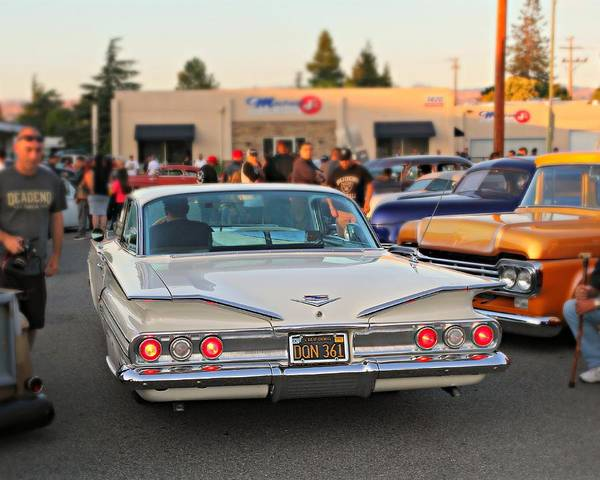 Photograph - Cruise Night by Steve Natale
