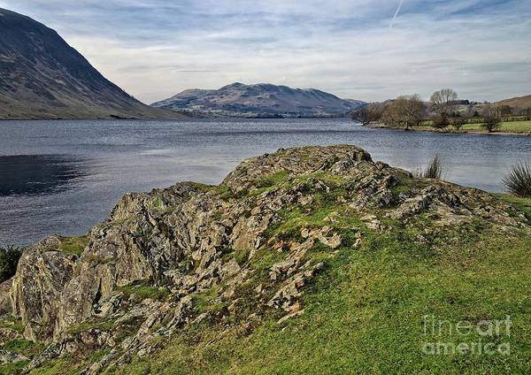 Photograph - Crummock Water, Lake District by Martyn Arnold