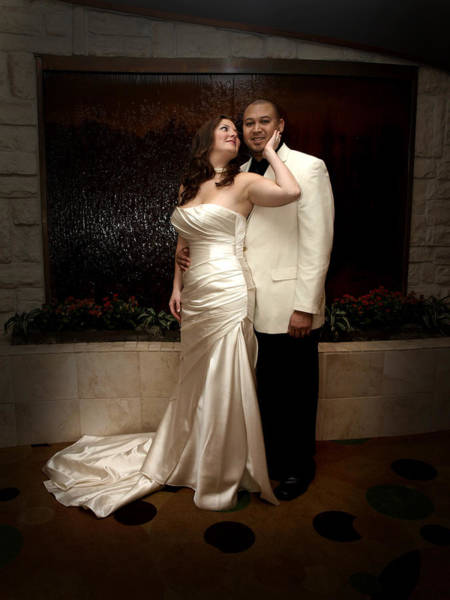 Photograph - Crystal And Chris 2 by James Granberry