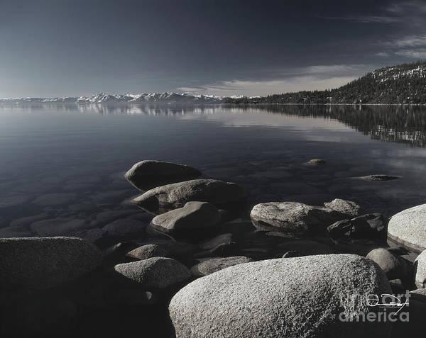 Wall Art - Photograph - Crystal Bay Lake Tahoe 1 by Vance Fox