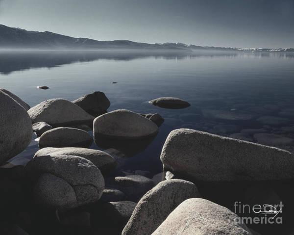 Wall Art - Photograph - Crystal Bay Reflections 2 by Vance Fox